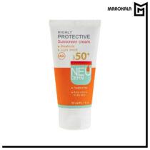 کرم ضد آفتاب نئودرم مدل Highly Protective SPF50 حجم 50 میلی لیتر